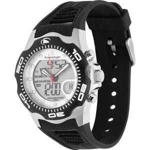 Freestyle Watches Shark X 2.0 Silver/Black Unisex Watch 10006779