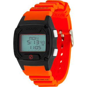 SHARK SKIN DIVER ORANGE/BLACK POS