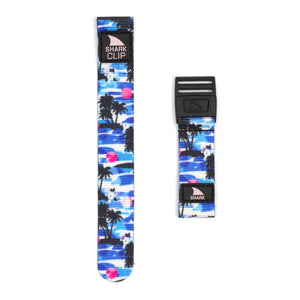 Shark Classic - Strap Kit - Clip - ALOHA HAWAIIAN SUNSET