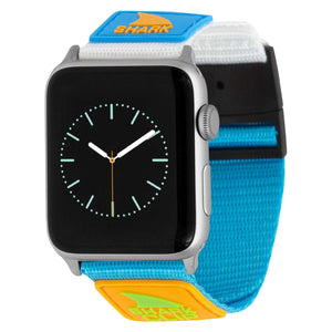 APPLE WATCH™ CLIP STRAP BLACK/NEON
