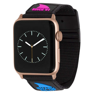 APPLE WATCH™ CLIP STRAP PRIMARY BLACK