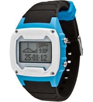 Freestyle Watches Shark Classic Tide Cyan/Black Unisex Watch 10006427