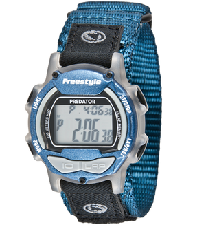 Freestyle Watches Predator Blue/Clear Unisex Watch 7212227