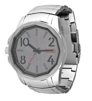 Freestyle Watches The Step Silver Unisex Watch 101823