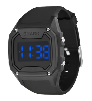 Freestyle Watches Shark Classic LED XL Black Unisex Watch 10006574