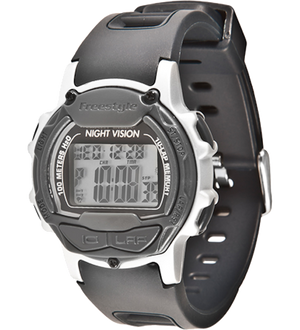 Freestyle Watches Predator Silver/Black Unisex Watch 10006791