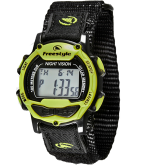 Freestyle Watches Predator Blk/Yel/Blk Unisex Watch 10006823