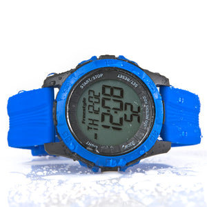 Freestyle Watches Kampus XL Sail Black/Blue Unisex Watch 10006818