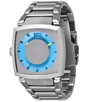 Freestyle Watches The Gauge Blue/Silver Unisex Watch 101821