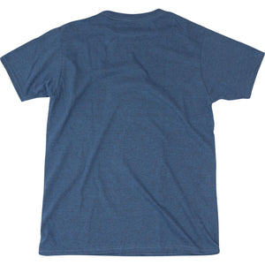 Men's Freestyle Classic Tee Heather Blue