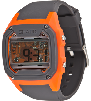 Freestyle Watches Shark Classic Skeleton XL Orange/Grey Unisex Watch 10006535