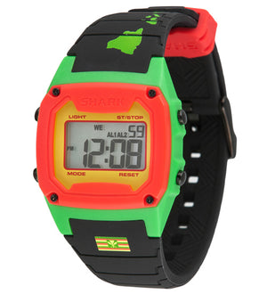 Freestyle Watches Shark Classic Hawaii Grn/Blk Unisex Watch 10022122