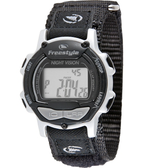 Freestyle Watches Predator Black/Silver Unisex Watch FS84886