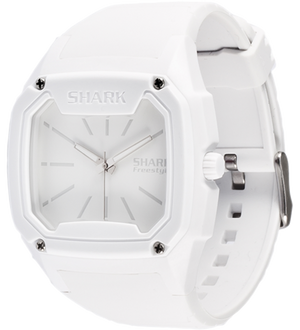 Freestyle Watches Shark Classic Analog XL White Unisex Watch 10006704