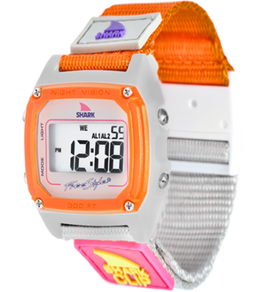 Freestyle Watches Shark Classic Clip Taupe/Neon Unisex Watch 10016431