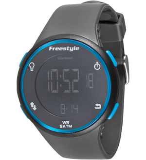 Freestyle Watches Sprint Black/Blue Unisex Watch 10006723