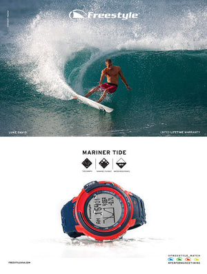 Freestyle Watches Mariner Tide Red/Blue Unisex Watch 10014902