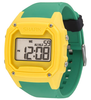 Freestyle Watches Shark Classic XL Yellow/Green Unisex Watch 10026584