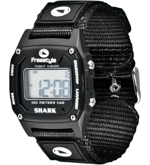 Shark Classic - Strap Kit - Nylon - BLACK