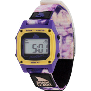 Shark Classic - Strap Kit - Leash - TIE-DYE PURPLE HAZE