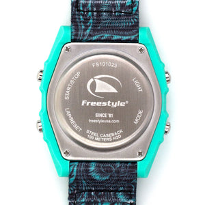 Freestyle Watches Shark Classic Leash Aloha Tropical Mint Unisex Watch FS101023