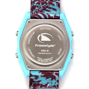 Freestyle Watches Shark Classic Leash Aloha Rainforest Unisex Watch FS101025