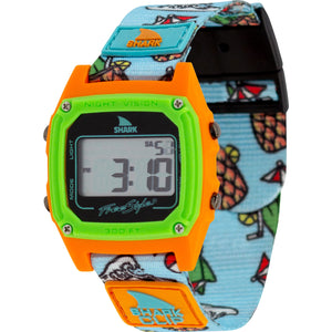 Freestyle Watches Shark Classic Clip Aloha Beach Day Unisex Watch FS101027
