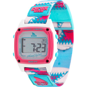Freestyle Watches Shark Classic Clip Shark Week Pink Teeth Unisex Watch FS101031