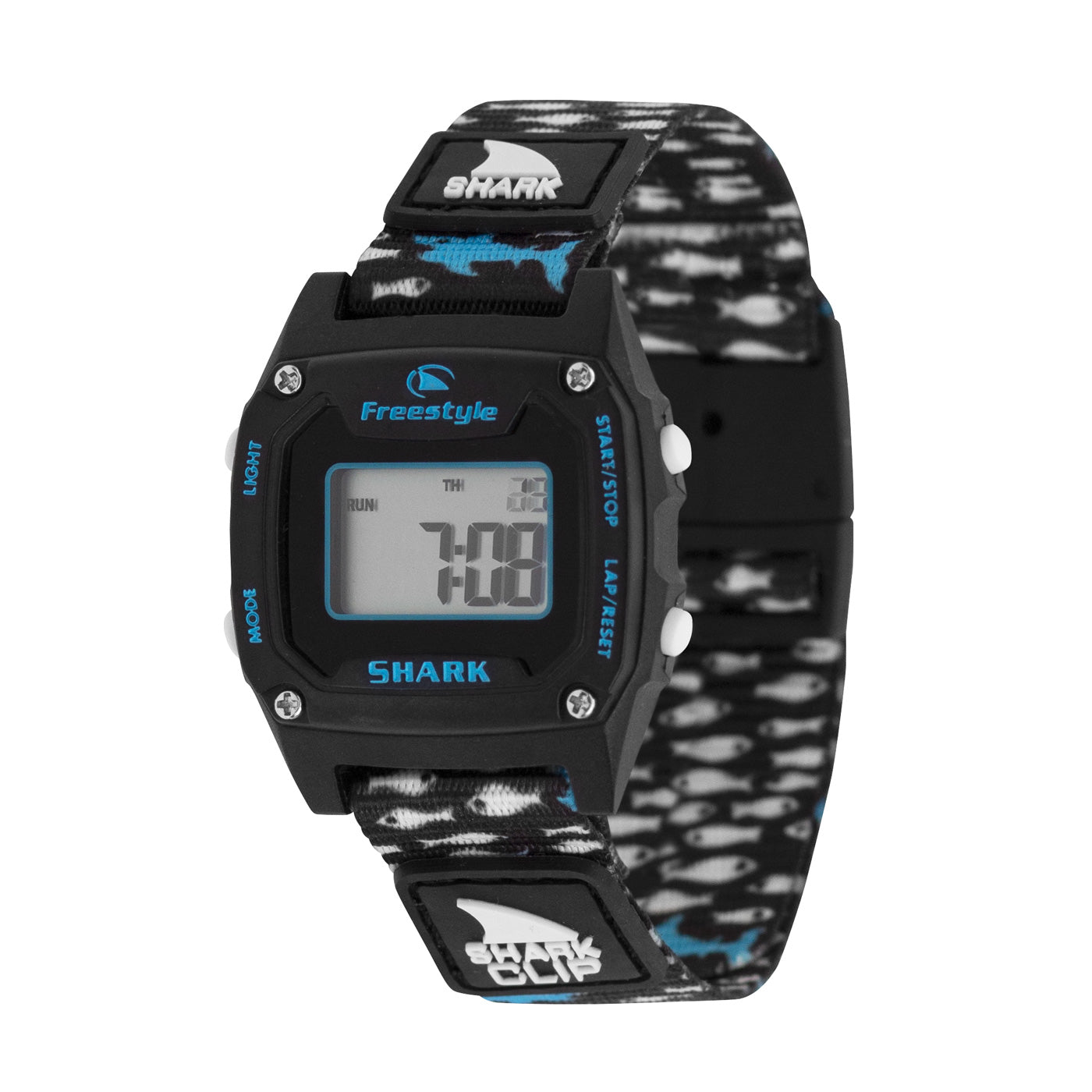 Freestyle Watches Shark Mini Clip Shark School Unisex Manual Guide