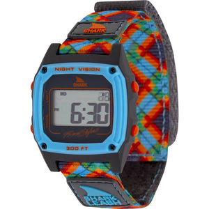 Freestyle Watches SHARK CLASSIC LEASH TARTAN BLUE Unisex Watch FS101044