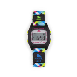 Freestyle Watches Shark Classic Clip Neon Plaid Unisex Watch FS101045