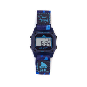 Freestyle Watches Ocean Ramsey Signature Shark Classic Clip Deep Blue Unisex Watch FS101055