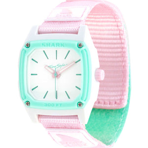 SHARK CLASSIC LEASH ANALOG SEAFOAM