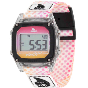 SHARK CLASSIC CLIP CANDY DOTS PINK