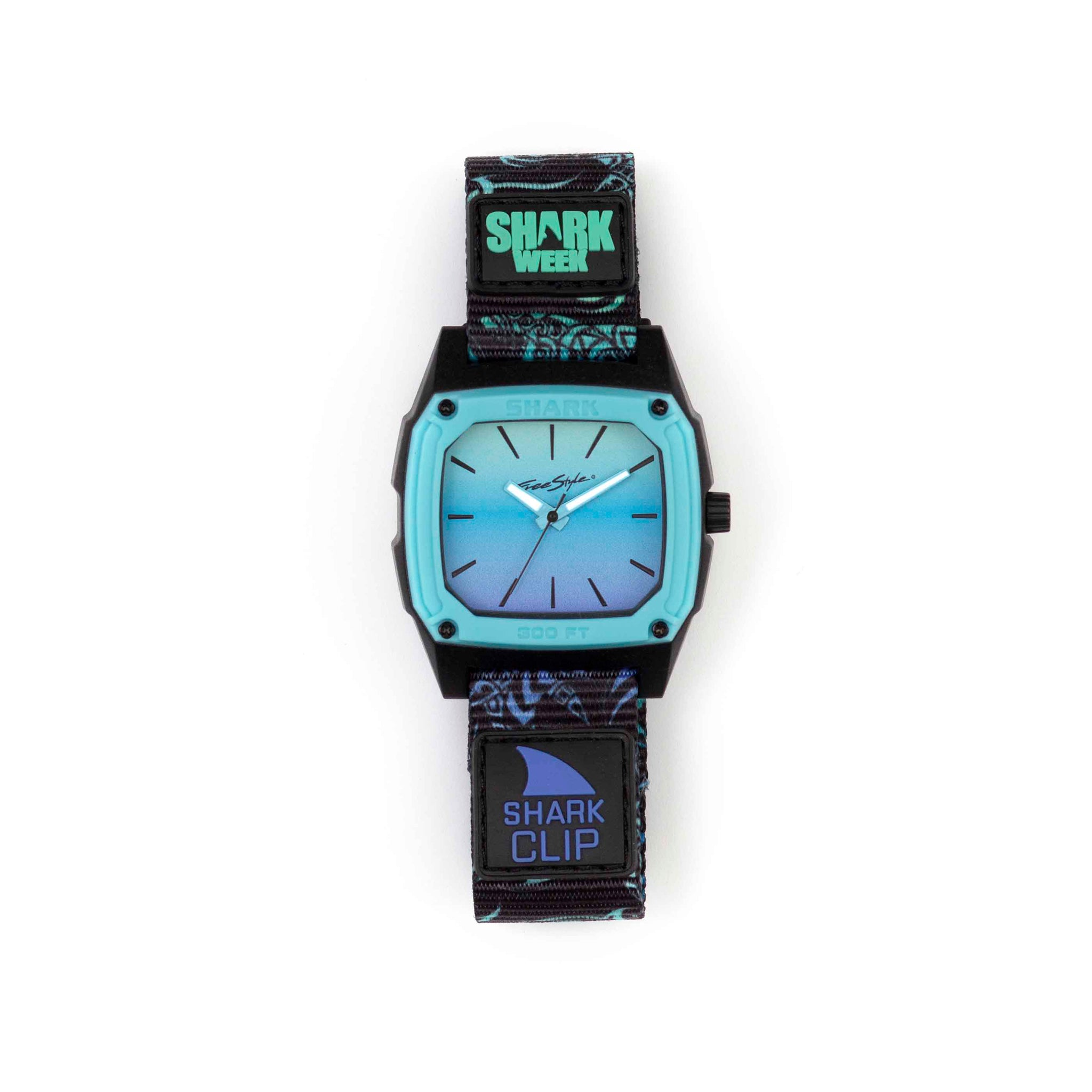 Freestyle Watches Clip Analog Shark Week Tribal Unisex Manual Guide