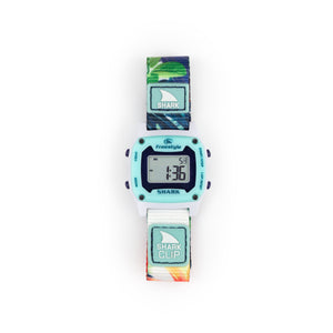 Freestyle Watches SHARK MINI CLIP ALOHA PARADISE GREEN Unisex Watch FS101040