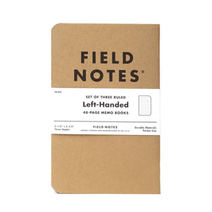 LEFT-HANDED NOTEBOOK