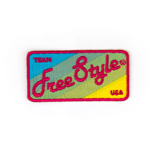 Mokuyobi X Freestyle Patch Team Freestyle