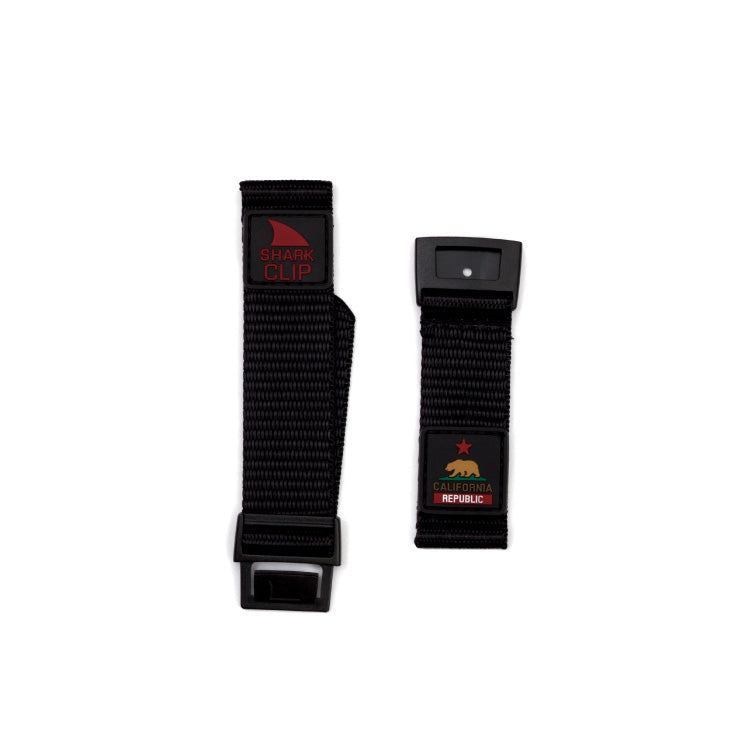 545e87eb Shark Classic - Strap Kit - Clip - CA REPUBLIC BLACK/RED