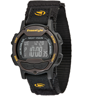 Freestyle Watches Predator Blk/Tan/Blk Unisex Watch 10017013