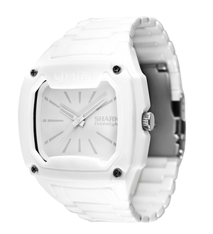 Freestyle Watches Shark Classic Analog XL White/White Unisex Watch 10006754