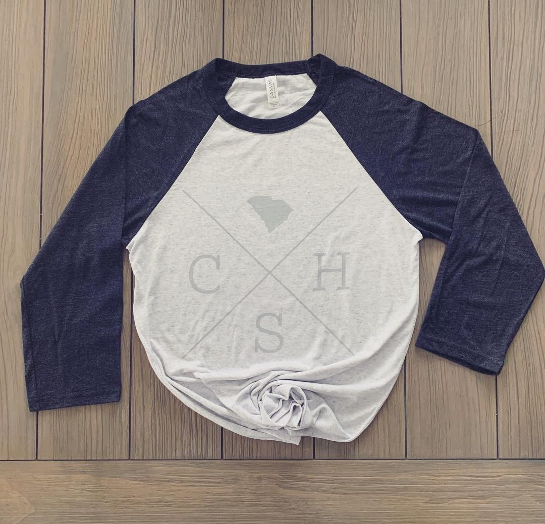 The Joe Baseball Tee - Graefic Design
