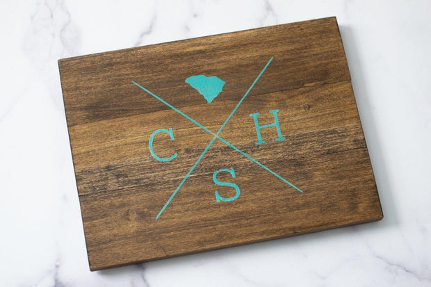 CHS Wooden Sign - Graefic Design