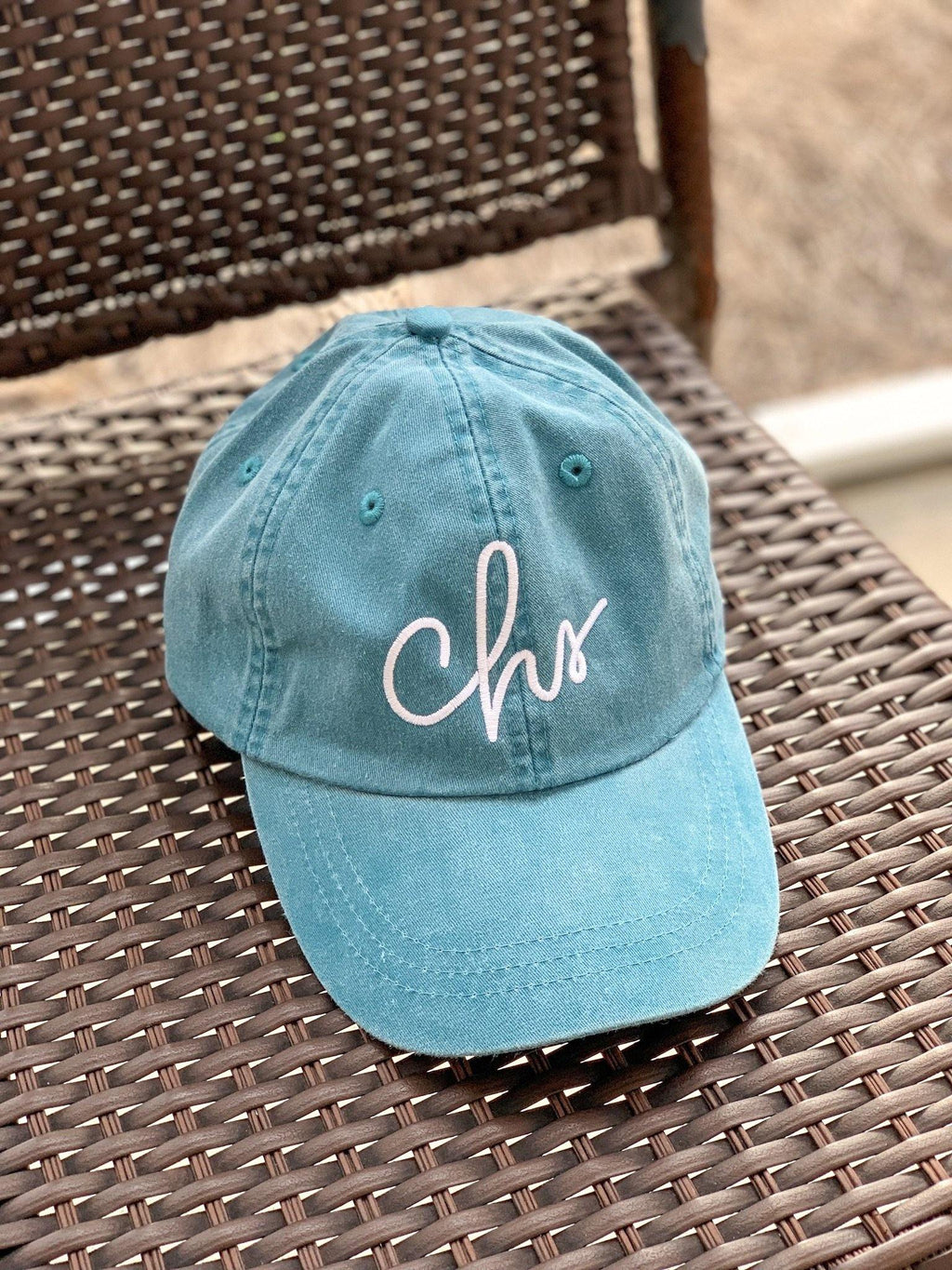 Riley Cap - Distressed