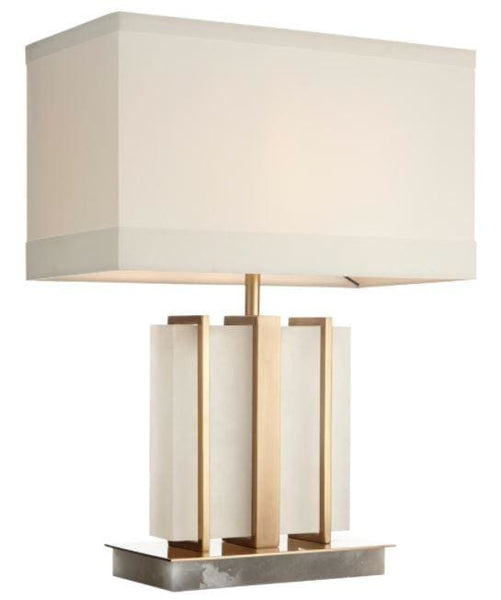 Kelcie Marble Table Lamp - Table Lamp