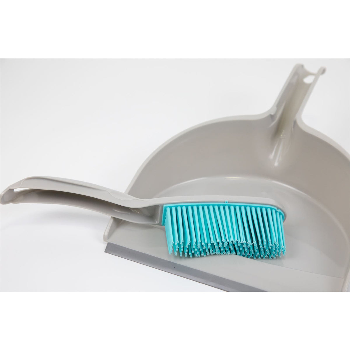 Dog Amp Cat Pet Hair Remover Dustpan And Rubber Hand Brush