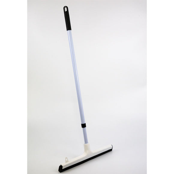 Floor Shower Squeegee with Foam Blade For Tiled Areas and Wet Rooms