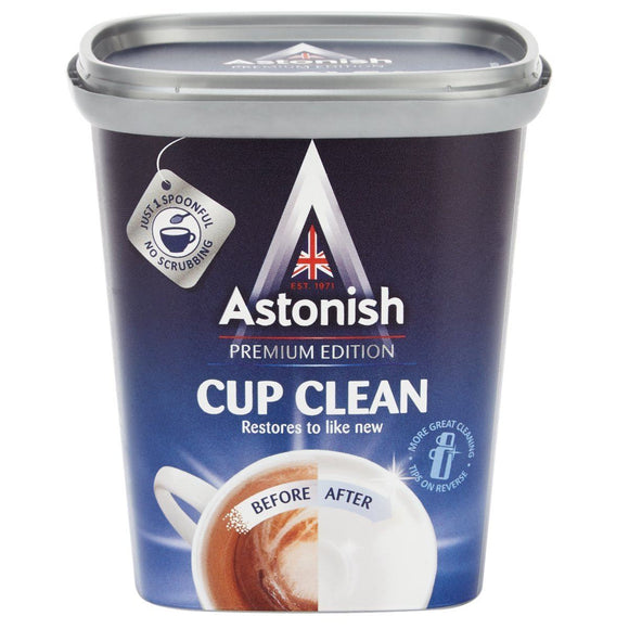 Astonish Tea/Coffee Stain Remover 350gm - The Dustpan and Brush Store