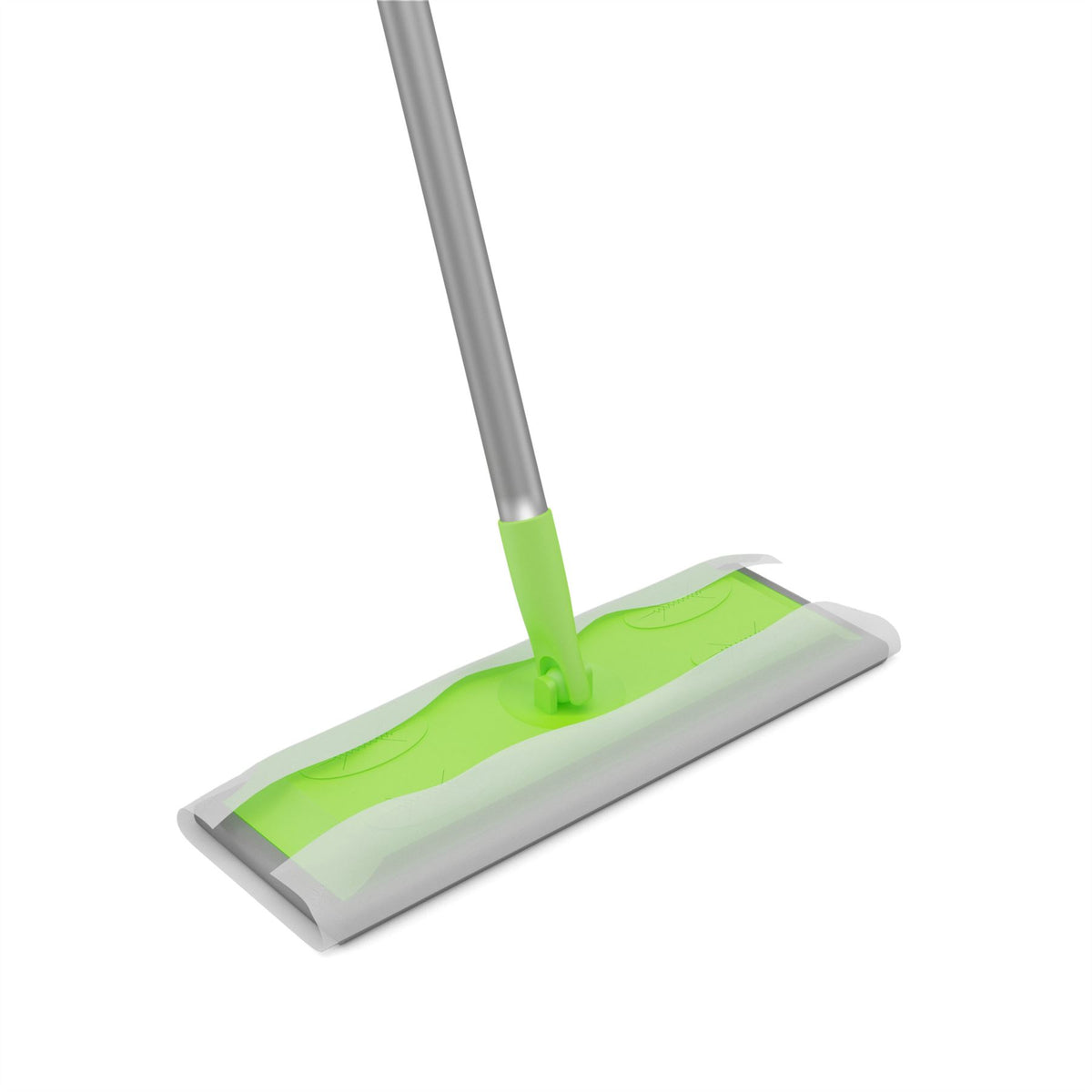 Static Floor Duster 360 Swivel Cleaning Mop Wet Or Dry