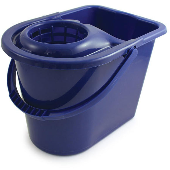 Colour Coded VALUE Mop Bucket - Blue